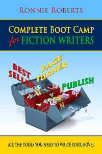 !!Complete Boot Camp For Fiction Writers FRONT ml